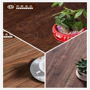 Buy cheap Italian Restoring Ancient/Interlock/Environmental Protection/Wood Grain PVC Floor(9-10mm) product