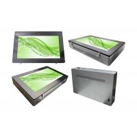 Buy cheap LCD Digital Signage Window Display Hanging Type For Business Centers product