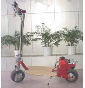 China 空気管およびエア フィルターのガスのスクーター wholesale