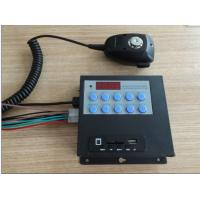 Buy cheap GPS Andriod 3G Bus Announcement System , Automatical Bus Stop Announcer product