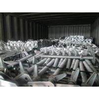 Buy cheap Scaffolding base jack electro galvanized for sale product