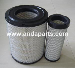Buy cheap AIR FILTER 6I2499 6I2500 FOR CATERPILLAR GRADER product