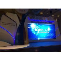 Buy cheap P3.91mm HD Stage Indoor Video Wall 500mmX500mm Led Cabinet for Rental from wholesalers
