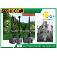 Buy cheap Single Stage Submersible Fountain Pump Wear Resistant Long Service Life  product