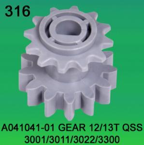 Buy cheap A041041-01 GEAR TEETH-12/13 FOR NORITSU qss3001,3011,3022,3300 minilab product