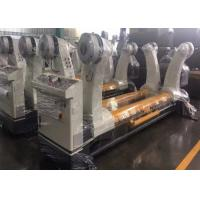 Buy cheap Corrugated Cardboard Production Line Mill Roll Stand 380v CE Approved product