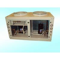 Air Conditioner Condenser Units : Outdoor air cooled scroll compressor condensing unit