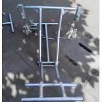 Buy cheap SFD1A Tower Safety Equipment / Inspection Trolleys Cart For Single Conductor Line product
