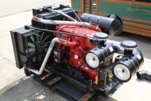 Buy cheap OEM 1000hp Cummins Engine Parts Diesel Hydraulic Power Pack product