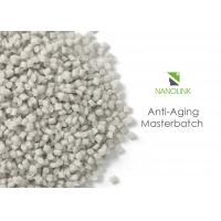 China UV Absorbent Anti Aging Masterbatch MB Additive For PET Window Film on sale