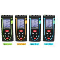 Buy cheap Portable 40M Bluetooth Laser Measurement Distance 3 Years Warranty product