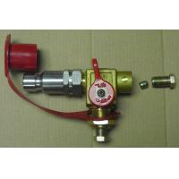Buy cheap CNG filler valve/refuel port used for NGV bi-fuel system in gasoline cars product