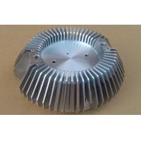 Buy cheap Personalized Aluminum Electronic Enclosures / Radiator CNC Metal Machining product