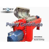 Buy cheap Continuous Operation Decanter Centrifuges Machine For Light Industry product