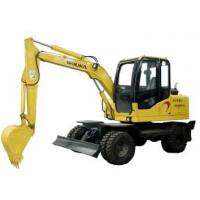 Buy cheap Condition and Wheel Excavator Moving Type jcb 4cx for sale uk product