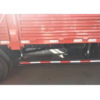 Buy cheap 7-10 Ton Double Axles HOWO Light Duty Trucks  for sand  Transport from wholesalers