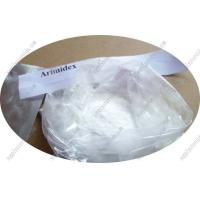 Healthly Raw Steroid Powders Anastrozole CAS 120511-73-1 For Muscle Growth