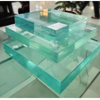 Buy cheap Anti-ultraviolet Radiation Sound Insulation Triple-Laminated glass product