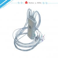 China Portable 12 Channel Resting Home / Hospital ECG Machine USB Data Transmission wholesale