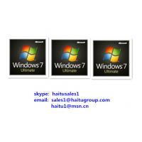 Buy cheap Windows Product Key Code For Windows 7 Ultimate FPP/OEM Key Online Activation from wholesalers
