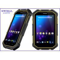 Buy cheap IP67 Rugged Handheld Computer Android 4.4 GSM Industrial Tablet PC product