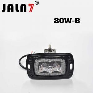 China Led Work Light JALN7 20W Car Driving Lights Fog Light Off Road Lamp Car Boat Truck SUV JEEP ATV Led Light on sale