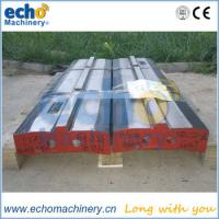 China high chrome Kleemann MR 130 Z blow bar impact crusher spares for crushing aggregate on sale