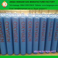 Buy cheap industrial oxygen cylinders price product