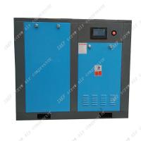 Blue 120HP Stationary Rotary Screw Air Comperssor With Slient  Direct Driven