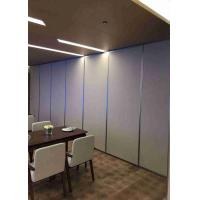 Buy cheap Acoustic collapsible partition walls For Space Division,Hotel,Restaurant from wholesalers