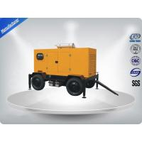 Buy cheap 144kw / 180kva  Diesel Trailer Generator Easy Moving Powered By Perkins Engine product