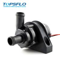 China TOPSFLO 12V 24V Car Engine Cooling Circulation Pump Heating System Pump on sale