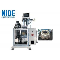 Buy cheap High Speed Paper Inserting Machine HMI Control 20mm - 60mm Stack Height product