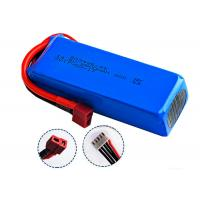 China 4S Long Cycle Rc Car Lipo Batteries 14.8V 2200mAh 35C High Energy Density on sale