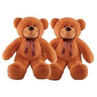 China Professional Jumbo Teddy Bear Plush Toy Original Design In Full Feature on sale