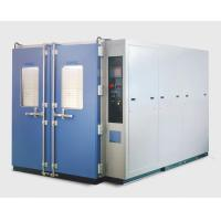 Buy cheap Water Cooled 43L Double Door Walk-In Chamber On - Site Installation product