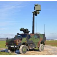 Vehicle Mounted Telescopic Antenna Mast Images Images Of