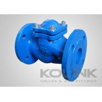 Buy cheap Ductile Iron Silent Check Valve, Non Slam, Long Life Span GGG50 Bronze Seated product