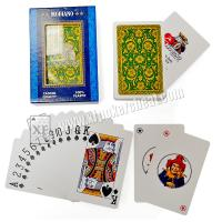 Buy cheap Casino Italy Modiano Marked Poker Cards For IR Poker Scanner product