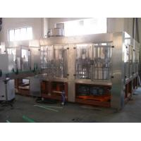 Buy cheap Drinking Water Electric Filling Machine for PET Bottle and Aluminum Can 220V / 380V 10KW product
