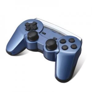 Buy cheap Contrôleur sans fil de Playstation de jeu de PC pour la plate-forme multi, PC/PS2/PS3 Dual Shock Gamepad product