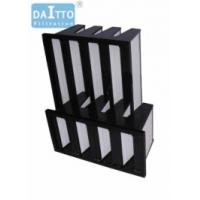 Buy cheap Gas Turbine Combustion High Flow Panel Filter Max Temperature 80℃ Rated product