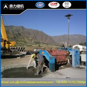 Buy cheap concrete manhole making machine product