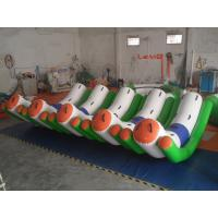 Buy cheap Airtight Inflatable Water Games For Water Park / Fun Inflatable Seesaw product