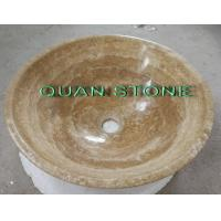 Buy cheap Beautiful Bathroom Wash Basin Small Countertop Basin Professional Customized Design product
