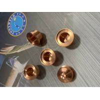 Buy cheap Powermax125 420158 Copper Hypertherm Consumables Cutting Nozzle Tips 45A product