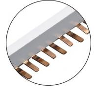 Buy cheap 63A Copper Bus Bar Electrical Bus Bar Connections Standard Segmented Connecting product