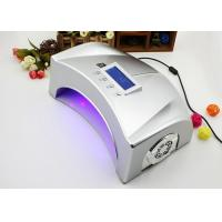 Buy cheap High Power LED UV Gel CCFL LED Nail Lamp 66 W  Double Hand With Environment Protection product