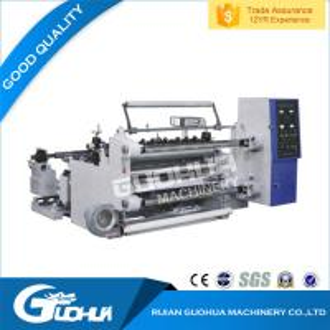 China 1600mm High Speed Kraft Paper Slitting Machine With PLC Control on sale