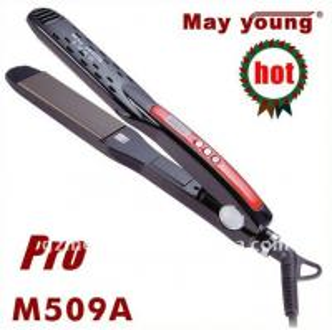 Buy cheap Профессиональный утюг М509А квартиры волос ЛКД цифровой product